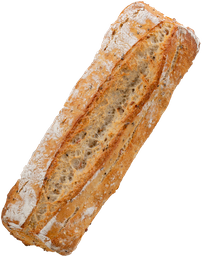 Pan Ciabatta Multi-semillas