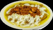 Chilaquiles con Chilorio