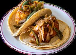 Tacos de Pollo Rostizados