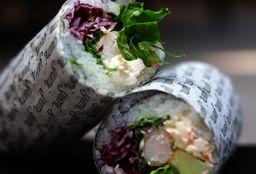 Crustáceo Burrito