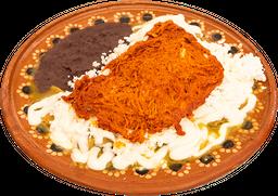 Cochiquiles Vegetariana (Soya)