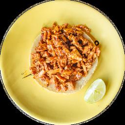 Tacos Lomo Adobado
