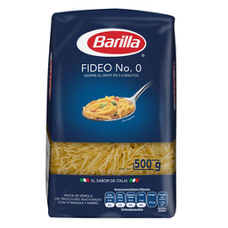 Pasta Para Sopa Fideo No. 0