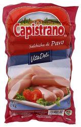 Salchicha De Pavo Paquete