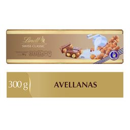 Swiss Classic Gold Leche y Avellanas 300g