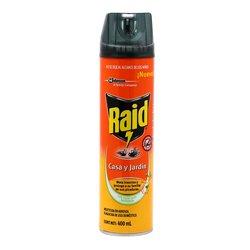 Raid InsecticidaCasa Y Jardín Esencia De Naranja
