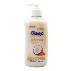 Kleenex Jabón Para ManosCrema De Coco Y Almendras