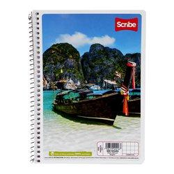 Cuaderno Scribe Fra Esp Mega C5 100