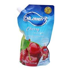 Blumen Jabón  Liquido Para Manos Aroma Cherry Repuesto