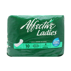 Affective Toallas Femeninas Ladies Maxi