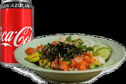 Envío Gratis: Salmón Don + Coca-Cola Sin Azúcar