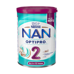 Fórmula Infantil Nan Optipro Etapa 2