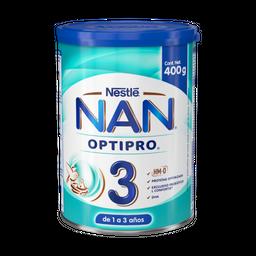 Formula Láctea Nan 3 Optipro