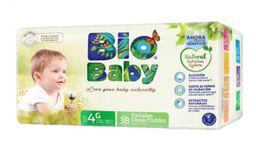 Bio Baby Pañales unisex Etapa 4
