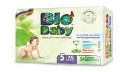 Bio Baby Pañales unisex Etapa 5