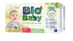 Bio Baby Pañales unisex Etapa 3