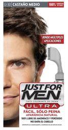 Just For Men Tintes Para cabello Ultra Castaño medio
