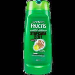 Fructis Shampoo Stop Caida 2 en 1