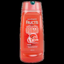Fructis Shampoo Brillo vitaminado