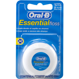Oral B Hilo dental Sin cera 50M