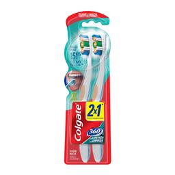 Colgate Cepillo dental 360 twin med