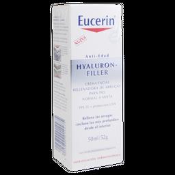 Eucerin Hyaluron Filler Crema Antiedad