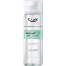 Eucerin Dermo Pure Agua Micelar Desmaquillante