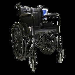 Custom Silla de ruedas Esmaltada pies removibles