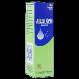 Afazol grin nasal 15 mL Solución Atomizador