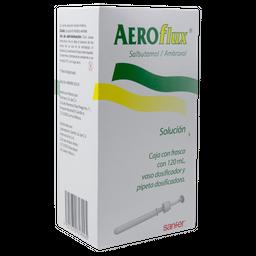 Aeroflux 120 mL Solución Frasco