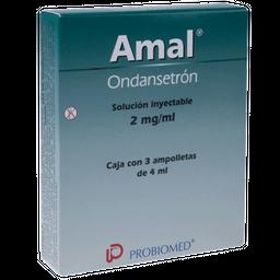 Amal 3x4m inyección 3 U