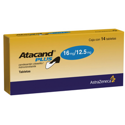 Atacand Plus 14 Tabletas