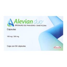 Alevian Duo 64 Capsulas