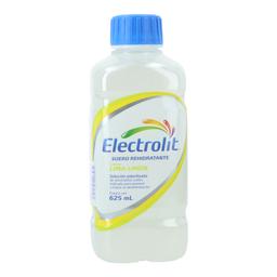 Electrolit Lima Limón Oral Suero Rehidratante