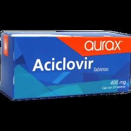 Genvita Aciclovir 400 mg
