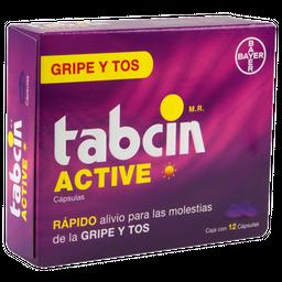Tabcin Active día