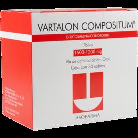 Vartalon Compositum 30 u (1500 Mg/12000 Mg)