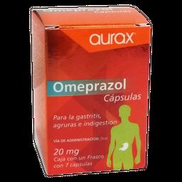 Cronix 7 Cápsulas Frasco Omeprazol 20 mg