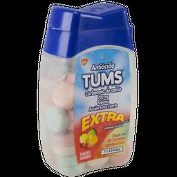 Tums Extra Surtido 48 Tabletas (750 mg)