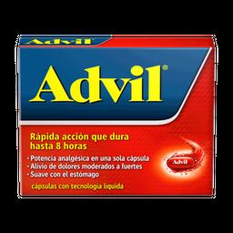 Advil Max 10 cápsulas