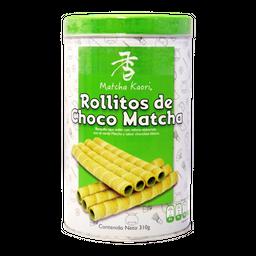 Matcha Kaori Rollitos De Choco Matcha