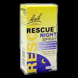 Bach Rescue Night libre de alcohol Remedios Florales