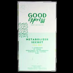 Good Express Metabolizer Secret Pill Mix Con L Carnitina y Zinc