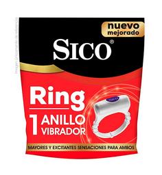 Anillo Vibrador Sico Ring Placer Intenso 1u