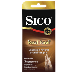 Sico PRESERVATIVOS Real Feel