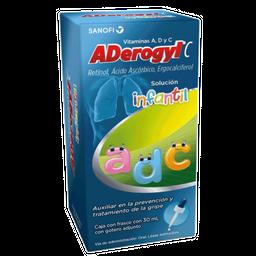 Aderogyl C Infantil con Vitamina A, D y C