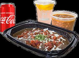 Envío Gratis: Combo Burraquilla + Coca-Cola sin Azúcar
