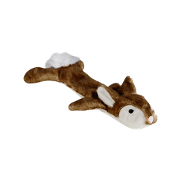 Leaps & Bounds Conejo de Peluche Sin Relleno Para Perro Grande