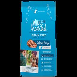 Grain Free Alimento Natural para Gato Receta Salmón