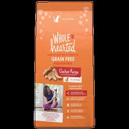 Grain Free Alimento Natural para Gato Receta Pollo